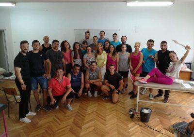 Basic ERGON Technique Seminar- September 2017- University Vasil Levski-Sofia,Bulgaria